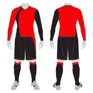 Picture of Soccer Kit Style WB156 Custom