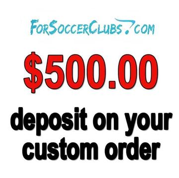 Picture of Deposit Certificate ForSoccerClubs.Com