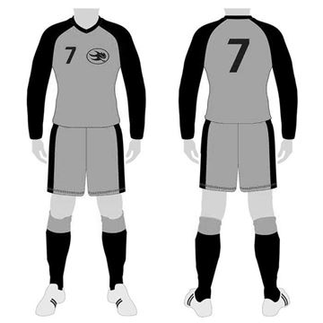 Picture of Soccer Kit Style WB218L Custom