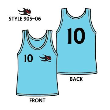 Picture of Training Vest Style 90506 Custom