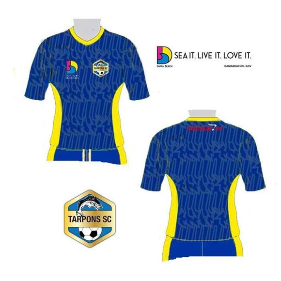 Picture of Soccer Jersey TSC 609 Custom