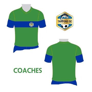 Picture of Soccer Jersey TSC 109J Custom