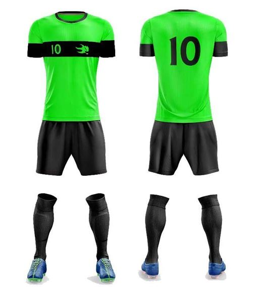 Picture of Soccer Kit Style WB109C Clubs Special